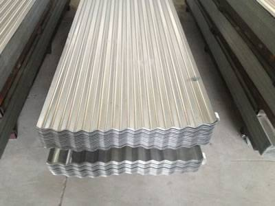 Galvanized Corrugated Roofing Sheets Ensure No Surface Rusting