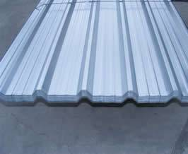 Box Profile Roofing Sheets In Different Textures And Colors