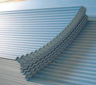Corrugated Steel Coil And Associated Products Are Offered